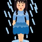 川崎はゲリラ豪雨が続きます