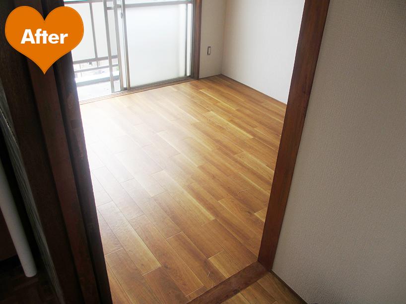 集合住宅の一邸フルリフォーム -川崎市中原区