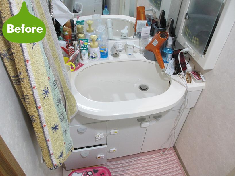 お風呂、トイレ、洗面台の水周り一新リフォーム -川崎市幸区