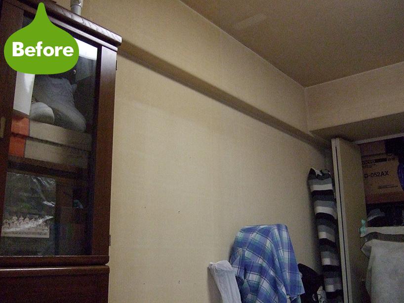壁紙クロス交換でスッキリ内装リフォーム -川崎市幸区