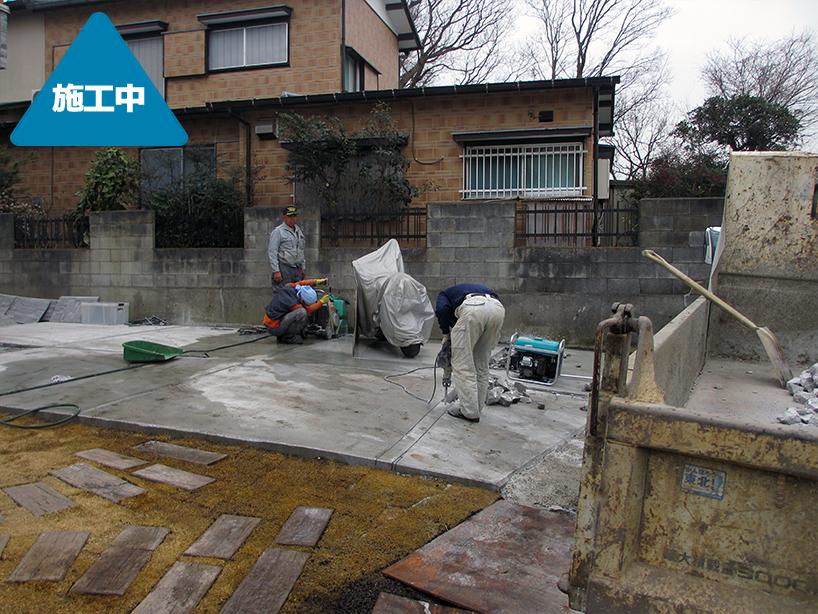 戸建新築工事 リフォームを熟知した工務店のオーダーメイド住宅 -横浜市神奈川区