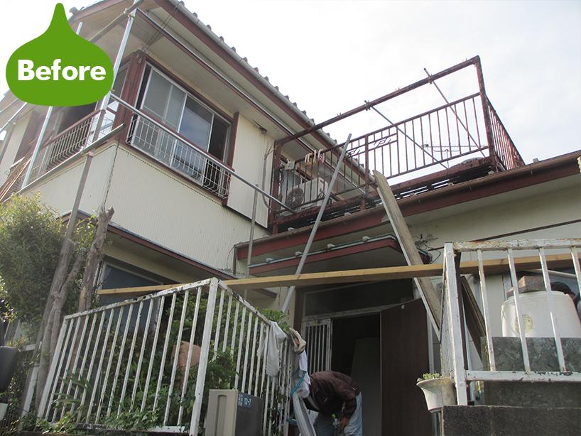一軒家全面改修工事 まるっと新築そっくり -川崎市多摩区