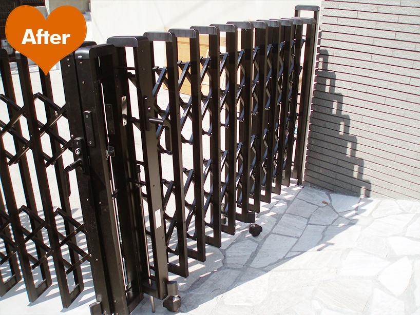 外装改修工事 外壁塗装+駐車スペースやアプローチもリニューアル -横浜市鶴見区