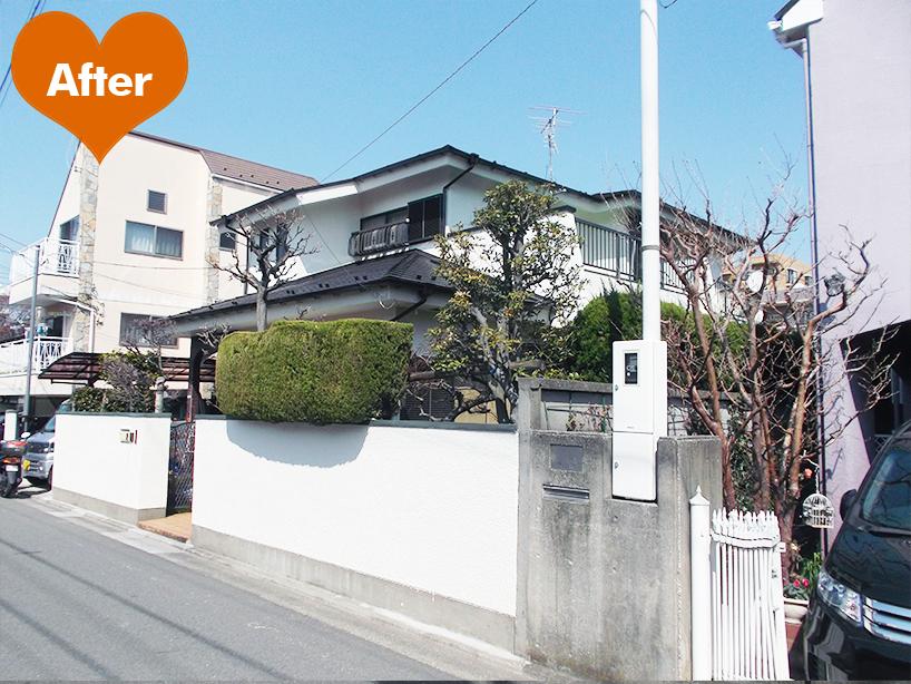 外壁および屋根塗装・バルコニー防水工事 -東京都大田区