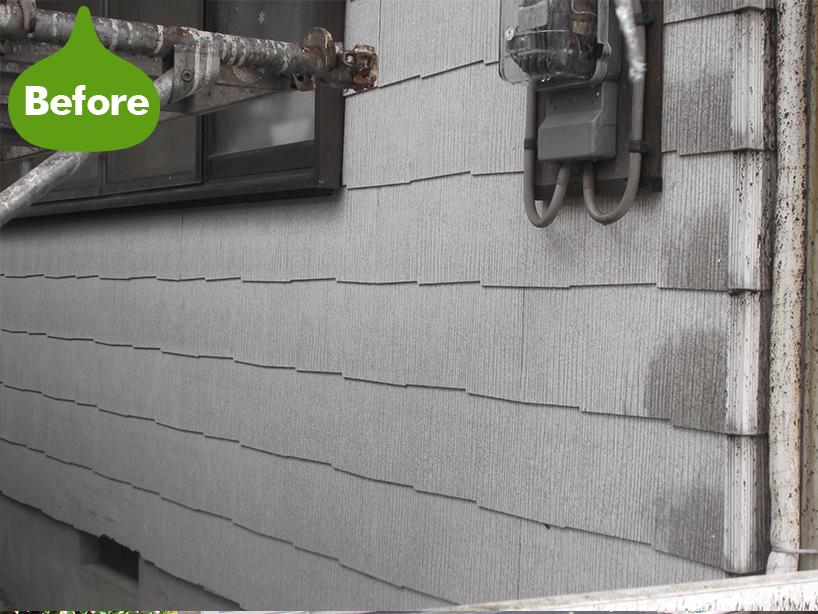 外壁塗装・屋根補修・門扉・塀の塗装 建物全体のイメージアップ -川崎市幸区