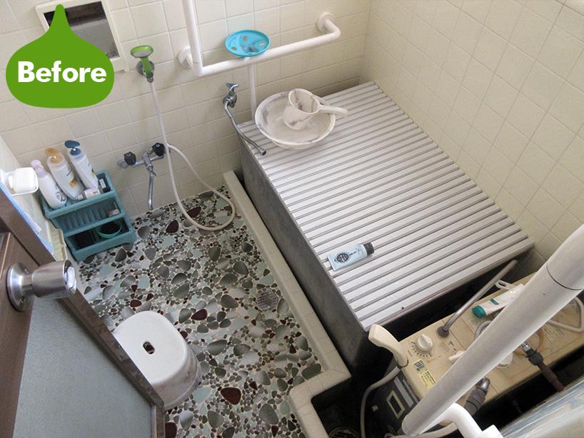 タイル浴室から最新のシステムバスに -川崎市幸区